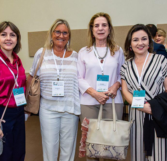 Circe Jane, Rosa Masgral, Anya Ribeiro E Flavia Didomenico