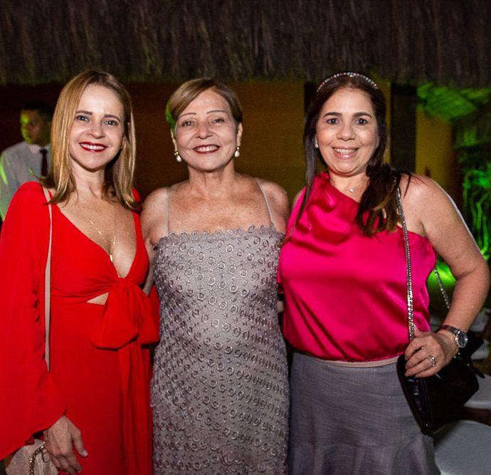 Claudiane Juacaba, Graca Romcy E Maria Ster Quindere