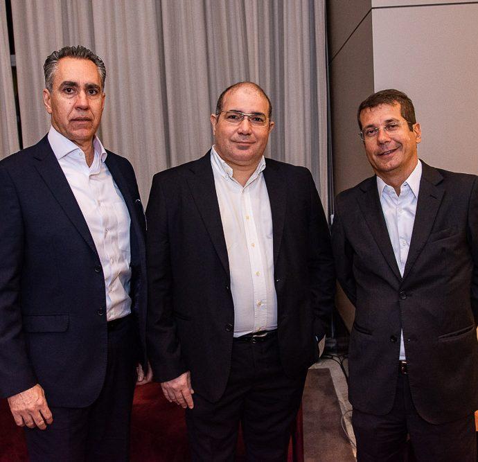 Claudio Camarotti, Marcelo Vieira E Ronaldo Rodrigues