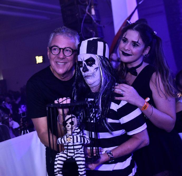 Claudio Nelson, Regina Brandao, Layla Rodrigues
