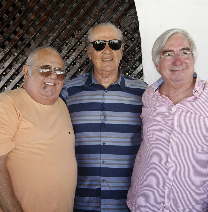 Claudio Philomeno, Bob Sales E Murilo Belchior