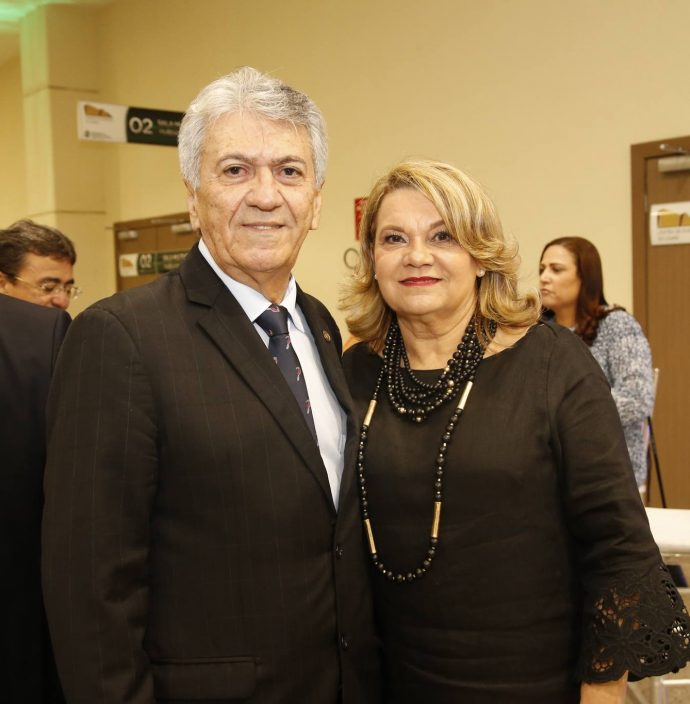 Clivis Nogueira E Nacy Braga