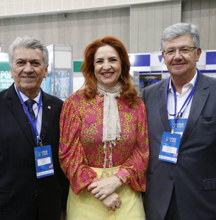 Clovis Nogueira, Enid Camara E Carlos Maia