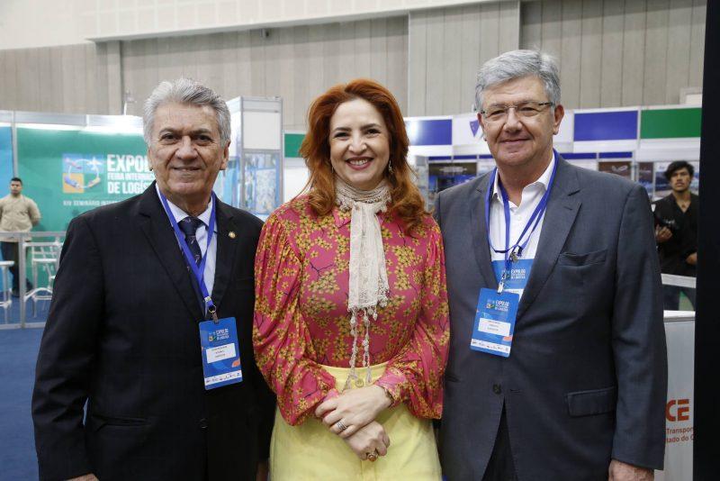 Logística em foco - Debates sobre Inovação, Integração e Sustentabilidade marcam o primeiro dia da Expolog
