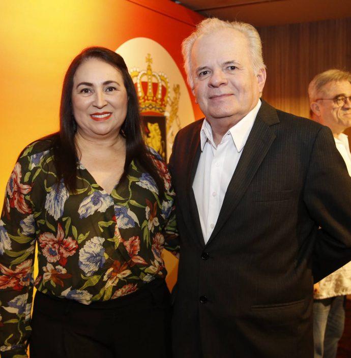 Coca Torquato E Virgilio Maia