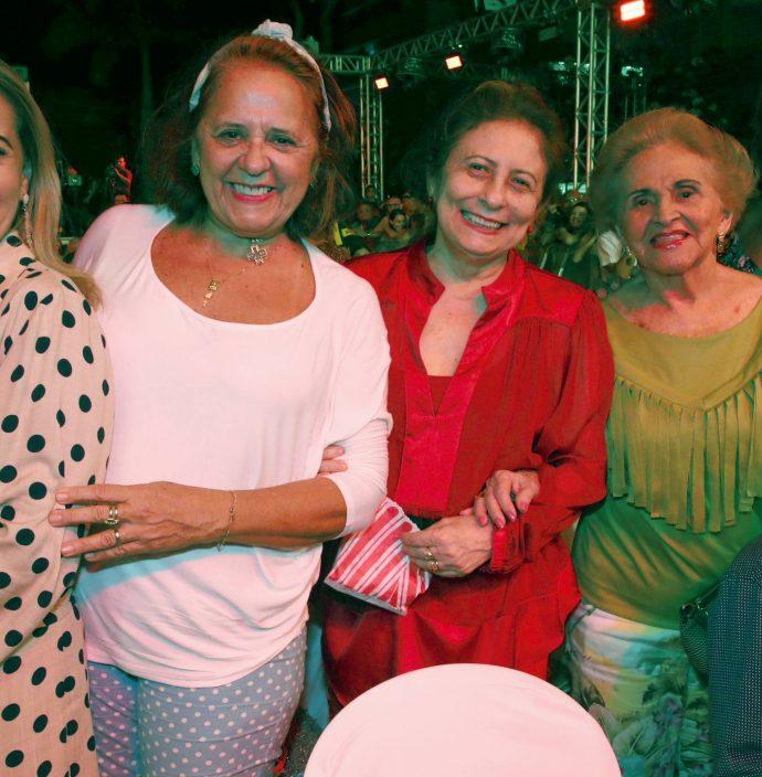 Conceicao Guimaraes, Fatima Duarte, Graca Michel, Marlene Cabral E Karina Sampaio