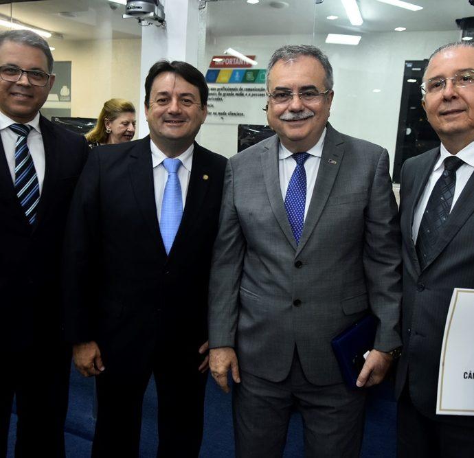 Cristian Pinheiro, Benigno Junior, Assis Cavalcante, Antonio Jose