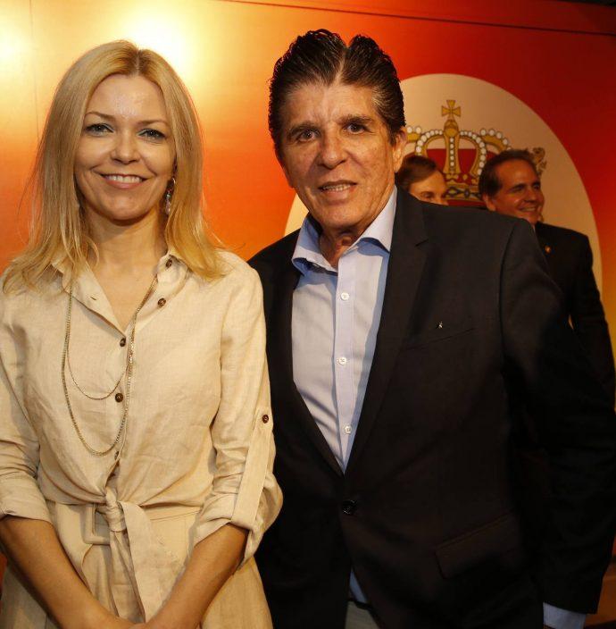 Cristina Pedrozo E Dito Machado 1