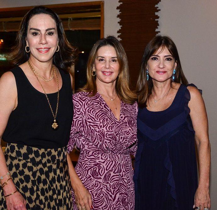 Cristine Ary, Fernanda Mattoso E Pretinha Rolim