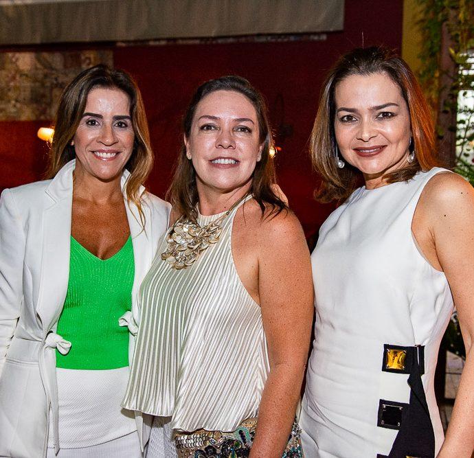 Cynthia Feitosa, Dani Soares E Camila Freitas