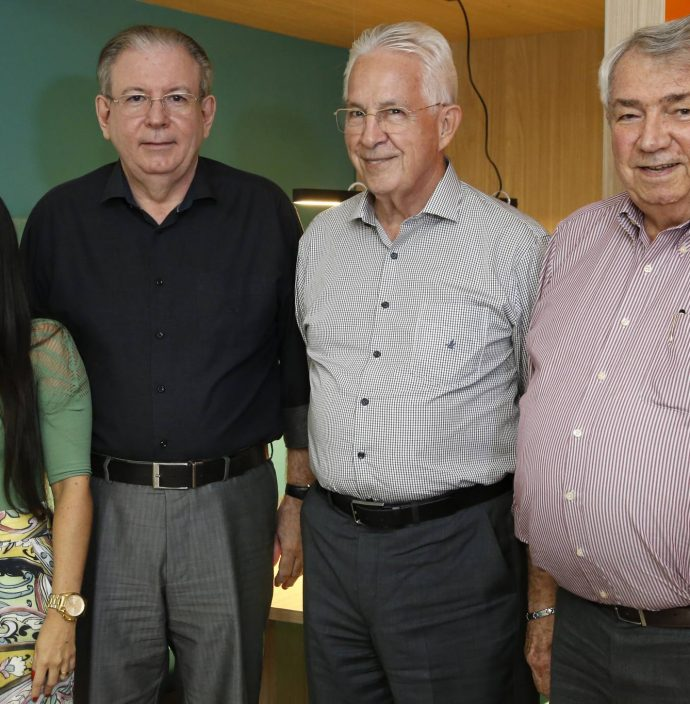 Dana Nunes, Ricardo Cavalcante, Carlos Prado E Roberto Macedo 1