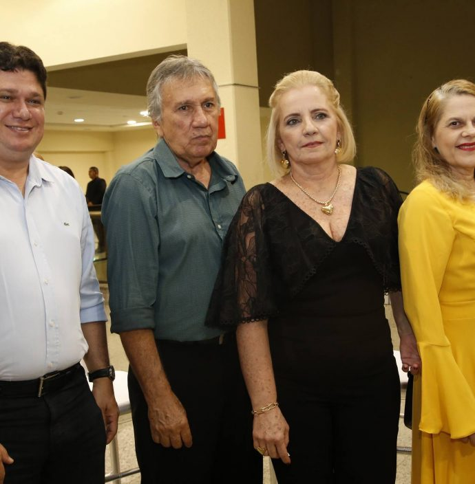 Daniel Bessa, Luciano Nogueira, Elizabeth Silveira E Liana Bezerra
