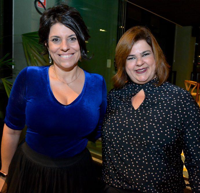Daniela Raine E Renata Lima