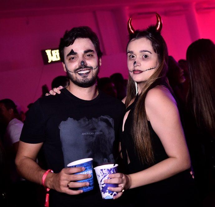 Danilo Ramalho E Gabriela Tavares