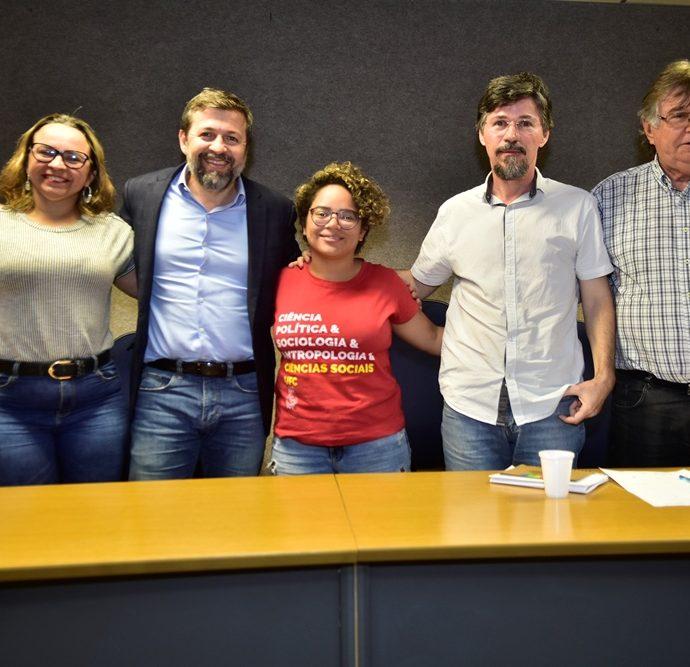 Danyelle Nilin, Elcio Batista, Mariana Lacerda, Jackson Aquino, César Barreira