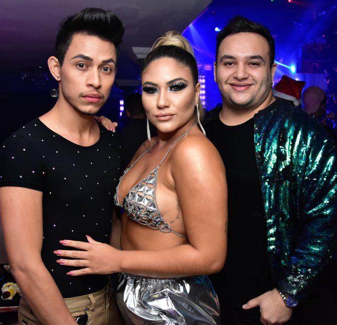 Dario Junior, Yasmin Souza E Renato Oliveira