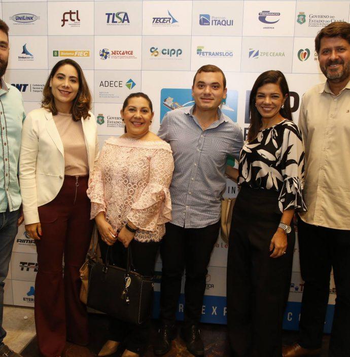 Davi Fernandes, Leonor Coimbra, Beth Lima, Fernando Lopes, Pollyana Brandao E Rafael Rodrigues