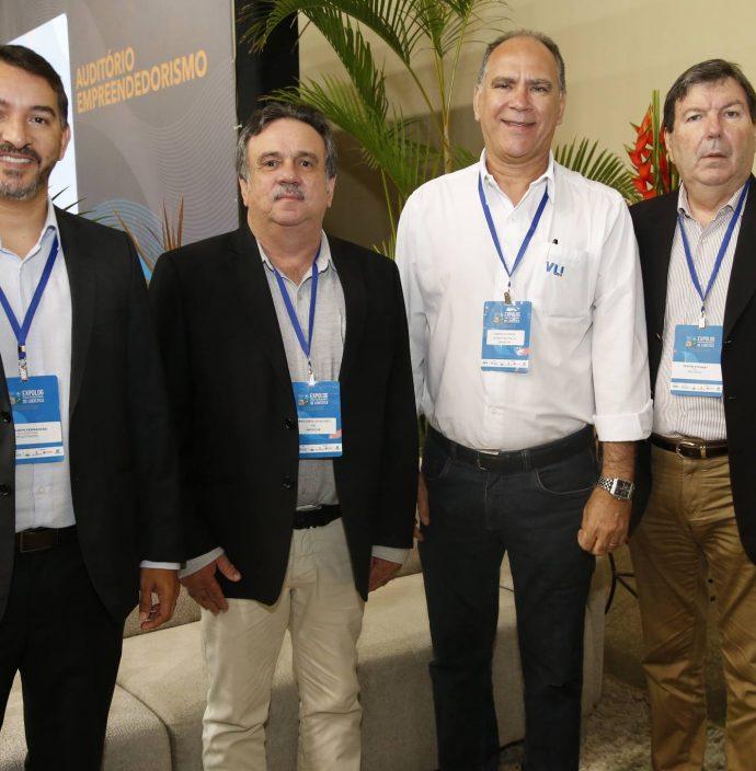 Denilson Fernandes, Mario Jorge Cavalcanti, Narcelio Uchoa E Heitor Studart