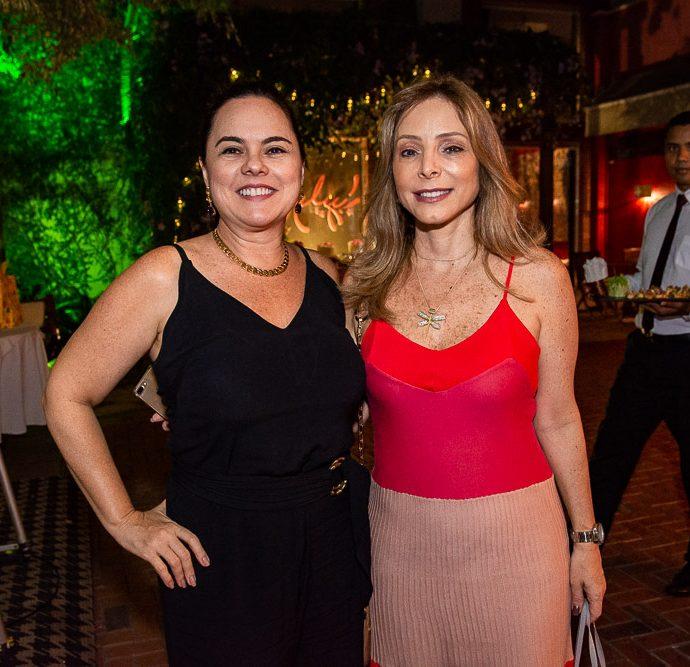 Denise Cavalcante E Ana Paula Daud