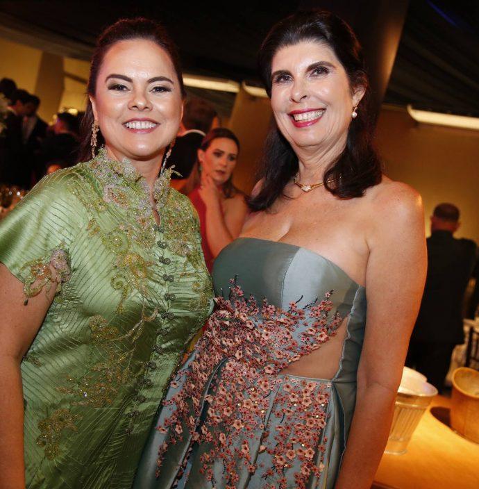 Denise Cavalcante E Rosane Medeiros