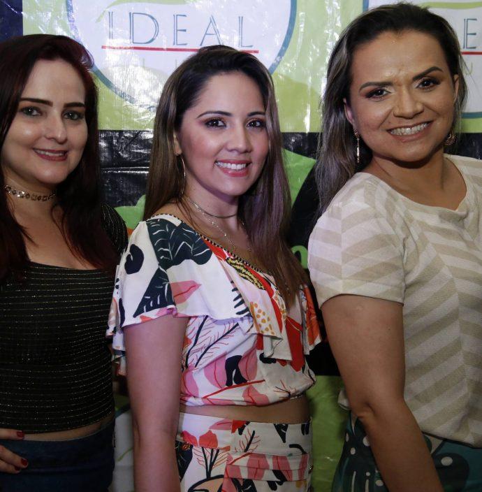 Denise Macedo, Priscila Lima E Anne Karine