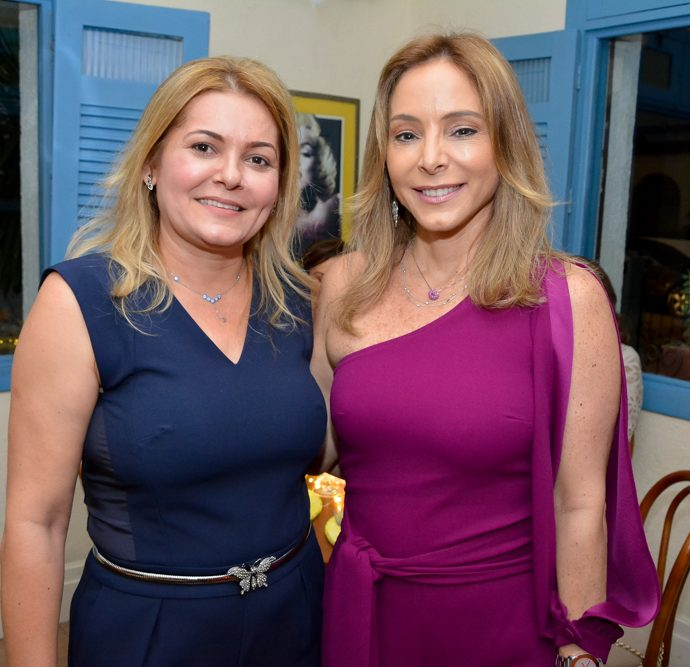 Denise Monteiro E Ana Paula Daud