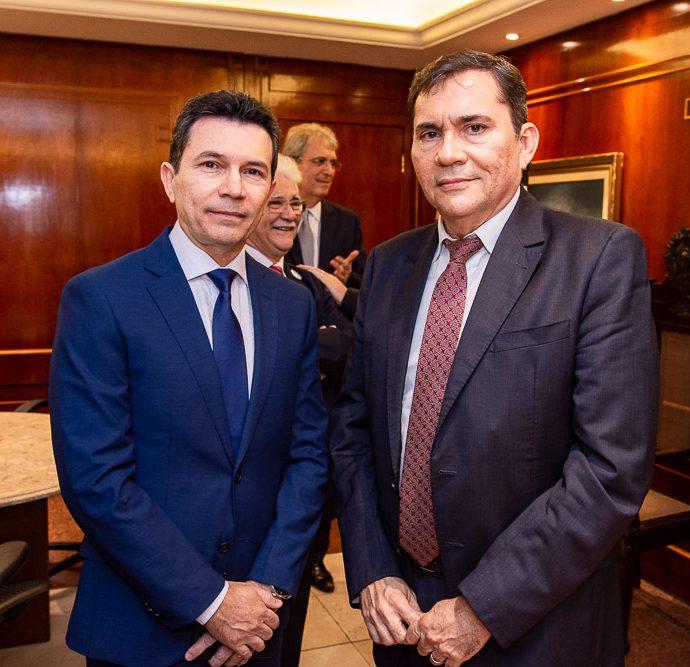 Deusdete Rodrigues E Edson Feitosa