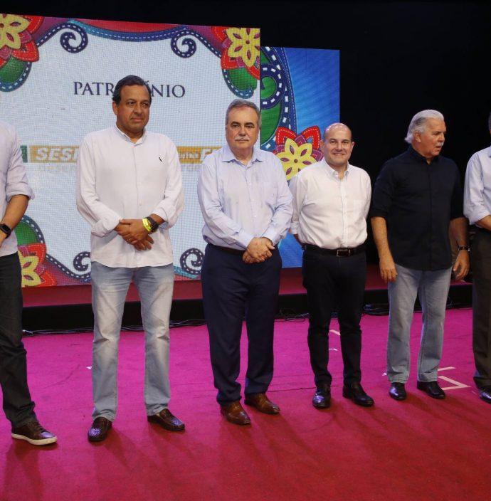Dimas Barreira, Bernatdo Carvalho, Assis Cavalcante, Roberto Claudio, Pio Rodrigues E Antonio Henrique