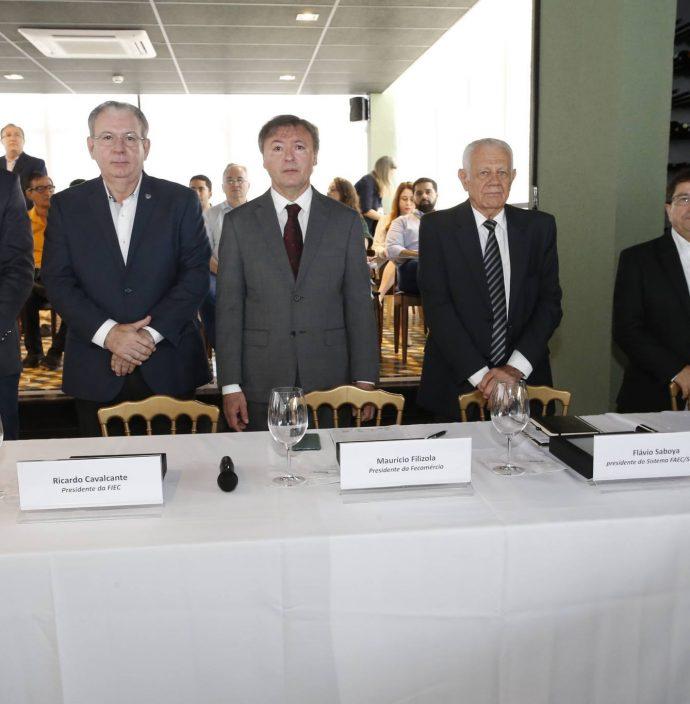 Dimas Barreira, Ricardo Cavalcante, Mauricio Filizola, Flavio Saboya E Alci Porto