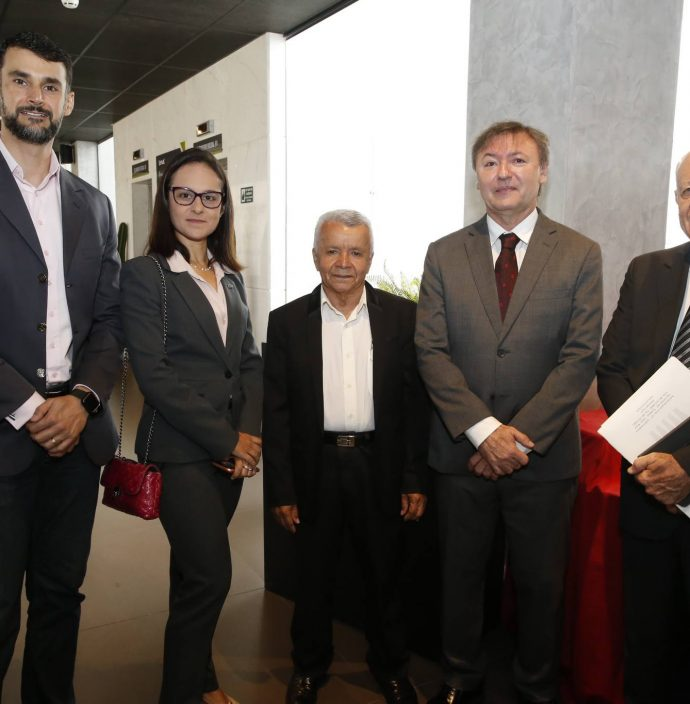 Dimas E Fernanda Barreira, Jose Aparecido, Mauricio Filizola E Flavio Saboya