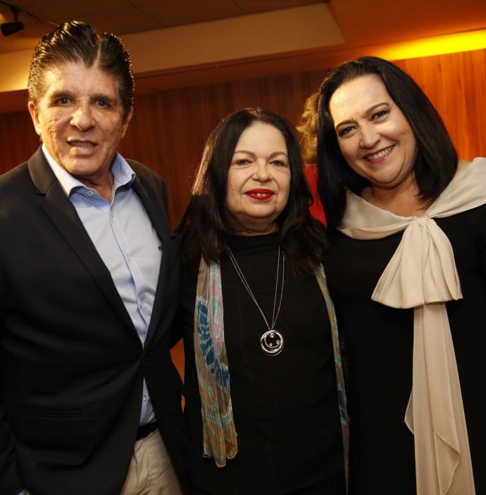 Dito Machado, Amelinha E Norma Zelia