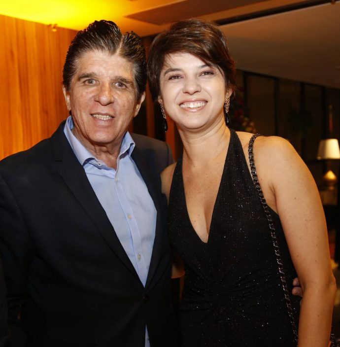 Dito Machado E Fernanda Teles