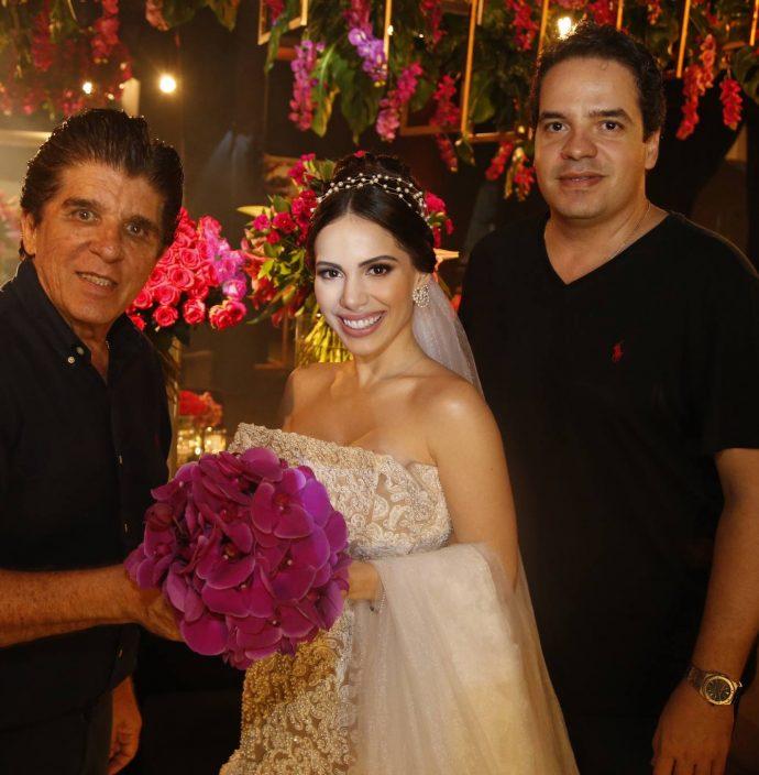 Dito Machado, Nicole Vasconcelos E Thiago Holanda 1