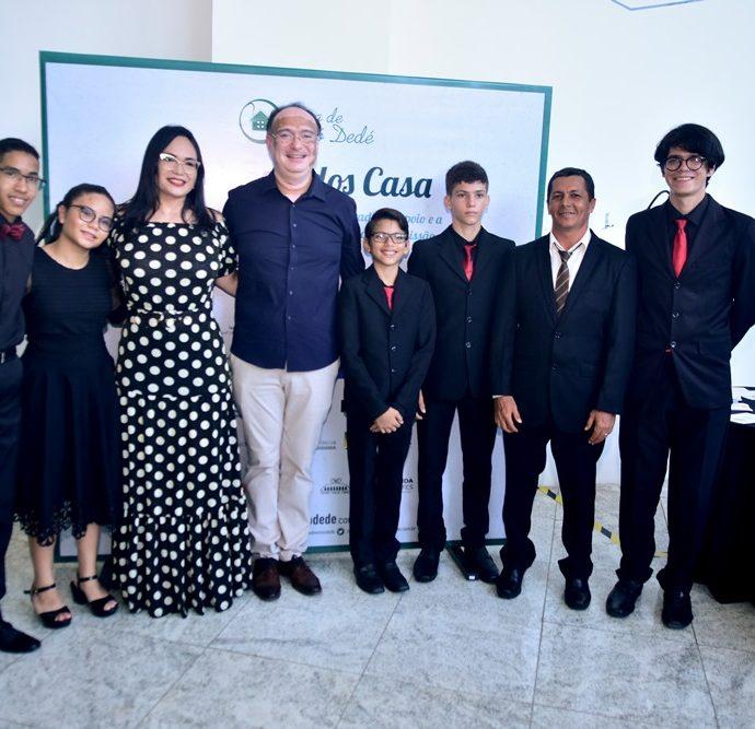 Djalma Neto, Mariana Fernandes, Waltenusia Maia, Jonab Fernandes, Arhur Carlos, Pedro Emanuel, Ozias Linhares, Arnon Carvalho