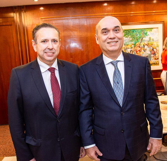 Domingos Filho E Luciano Lima