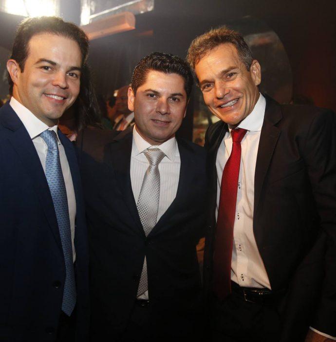 Drauzio Barros Leal, Pompeu Vasconcelos E Ze Filho