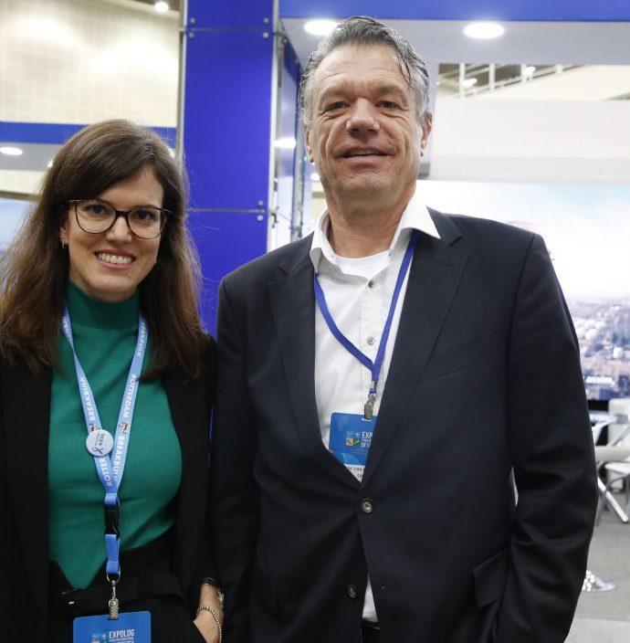 Duna Uribe E Rene Van Der Plas