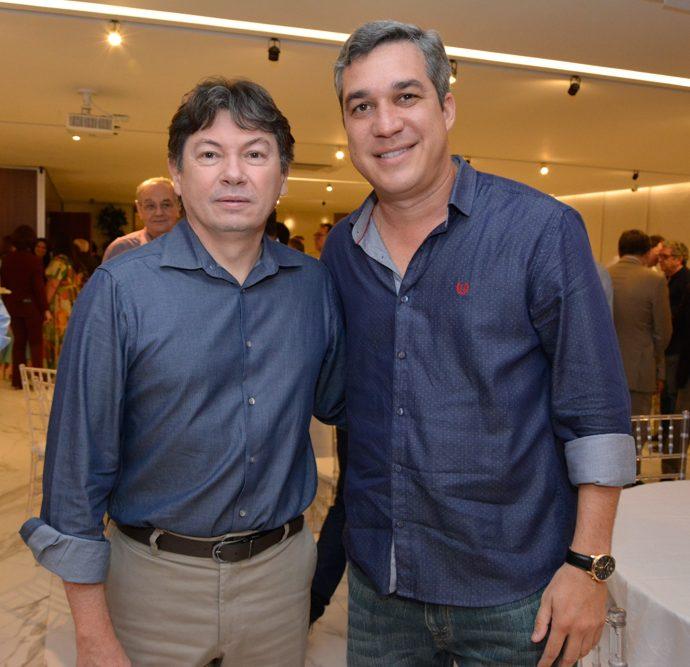 Edgar Gadelha E Mark Cidverde