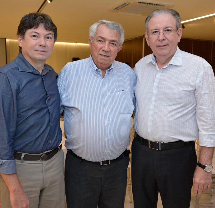 Edgar Gadelha, Roberto Macedo E Ricardo Cavalcante