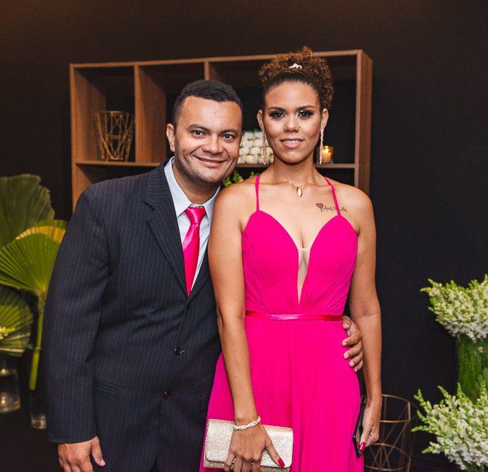 Edilson Cavalcante E Renata Angelim