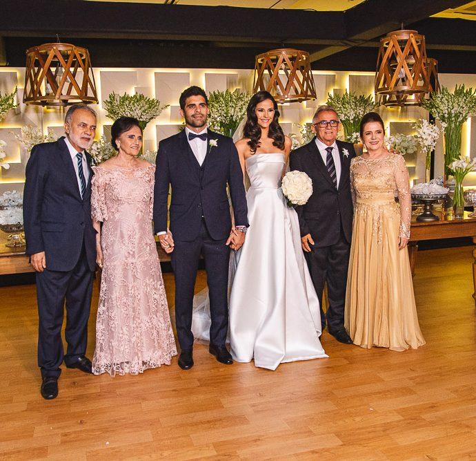 Edmilson Nascimento, Ana Clara Becco, Eliseu Becco, Mariana Vasconcelos, Manoel Medeiros E Denise Medeiros