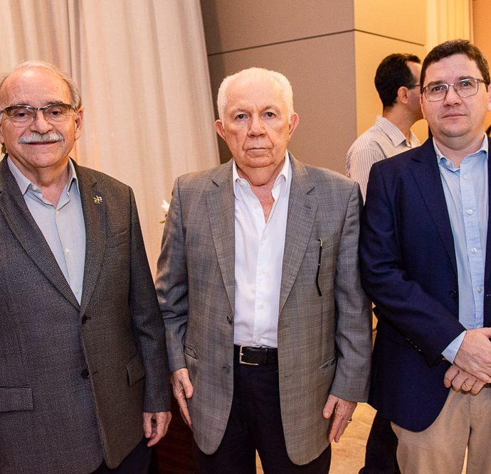 Ednilton Soarez, Raimundo Viana E Ricardo Viana
