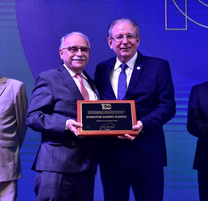 Ednilton Suarez, Ricardo Cavalcante