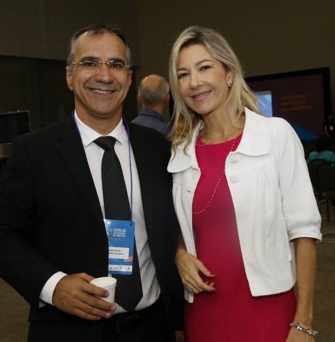 Eduardo Neves E Carmen Rangel