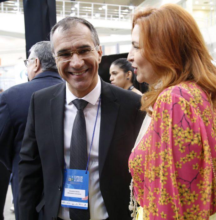 Eduardo Neves E Enid Camara