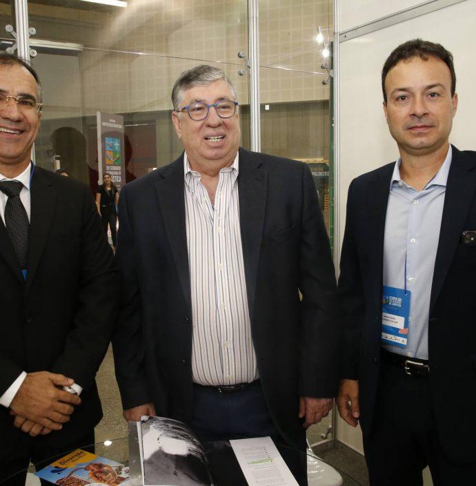 Eduardo Neves, Maia Junior E Danilo Serpa