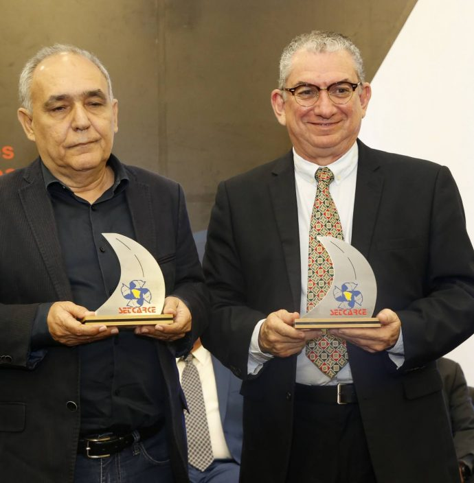 Eduardo Saboia E Marcelo Maranhao