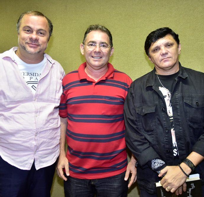 Egidio Guerra, Joatan Freitas, Johnson Sales
