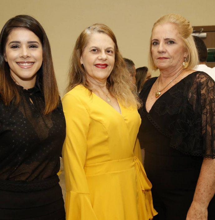 Elane Alves, Liana Bezerra E Elizabeth Silveira