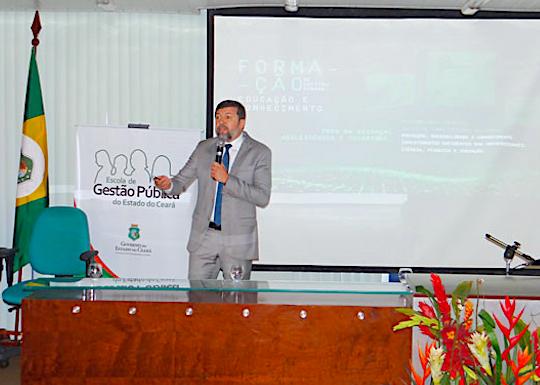 Élcio Batista diz que Ceará tem a melhor gestão fiscal do Brasil
